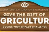 "SEEAG Launches $15,000 ""Give The Gift of Agriculture Challenge"""