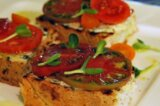 Recipe of the Week | Open-Face Tomato Sandwiches